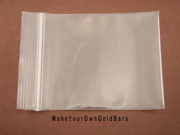"200pcs 4Mil 3"" x 4"" Zip Lock Heavy Duty Plastic Bags-Storage-Jewerly-Parts"