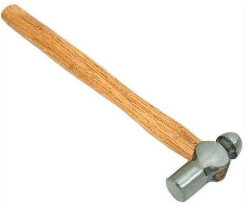Small Ball Pein Hammer-Gold Jewlers-Punch-Stamps-Silver Bars-Pin Nails-Brads