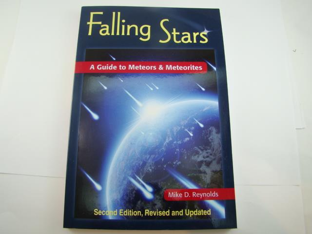 """Falling Stars"" Book on Meteors & Meteorites-Locate-Classification-Tektites"