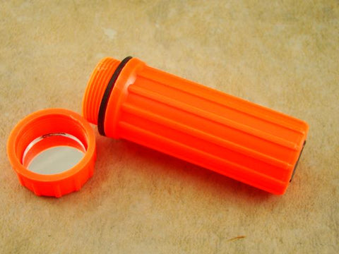 Survivial Match Container - Mirror-Water Proof-Prospecting-Camping-Backpacking