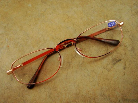 1.25 Power Cheater Reading Glasses - Prospectors - Hobbyist - Coin Collectors