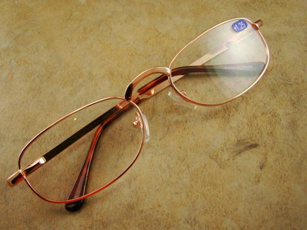 2.50 Power Cheater Reading Glasses - Prospectors - Hobbyist - Coin Collectors