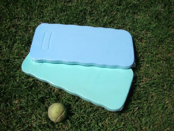 Lot of 2 Foam Kneeling Pads-Knees-Prospecting-Panning-Gardening-Automotive