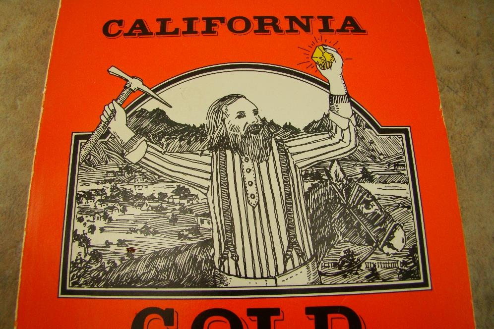 California Gold Country Book (Mining History)