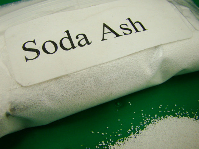1-Pound Soda Ash (Sodium Carbonate, Anhydrous Na2CO3) Flux & Gold Recovery