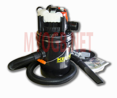 Keene Engineering HVS Hi Vac Wet/Dry Vacuum System / Blower for Dry Washer