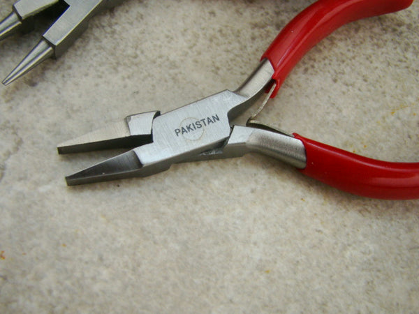 3 pc Set Mini Pliers - Hobby-Jewlery-Metal-Stamping- Light Weight