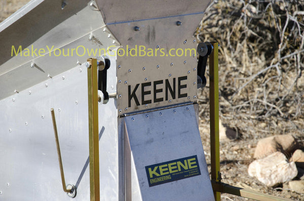 "Keene Engineering 191 Dry Washer w/ Blower ""The Dustless Dry Washer"""