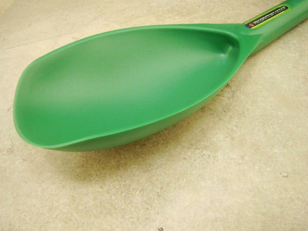 "Lot of 3-12"" Plastic Scoops-Green-Blue-Black-Gold Metal Detecting Sluice Panning"