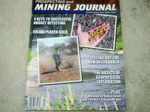 ICMJ's Prospecting and Mining Journal Magazine Feb 2012 - Successful Detecting