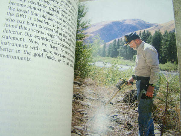 """The New Gold Panning is Easy"" Roy Lagal Prospecting, Mining, Soft Back"