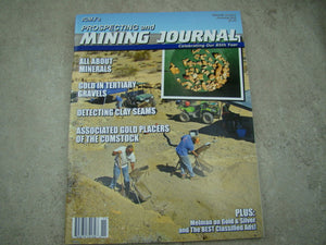 ICMJ's Prospecting & Mining Journal Magazine Novembar 2015 Octoberfest