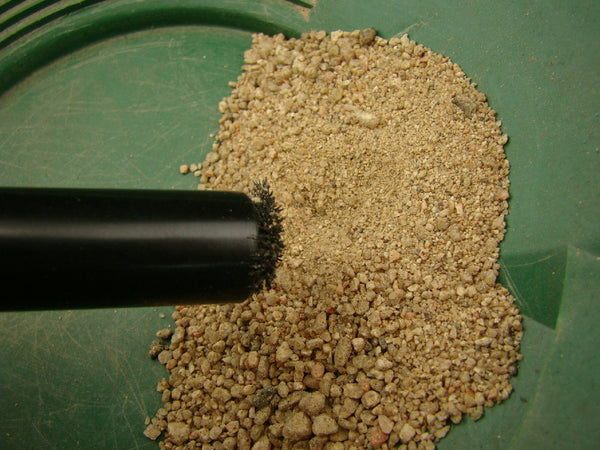 Gold Pan Pocket Black Sand Magnetic Separator - Clean up - Mining Panning