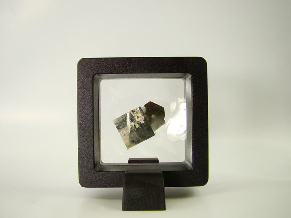 Navajun Spain Mine - Pyrite Cube Crystal With Display Case-#PC4