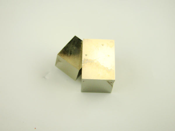 Navajun Spain Mine - Pyrite Cube Crystal With Display Case-#PC7