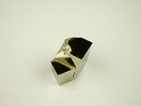 Navajun Spain Mine - Pyrite Cube Crystal With Display Case-#PC11