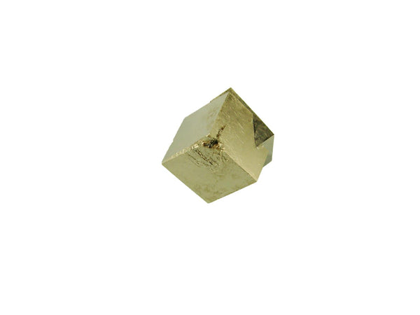 Navajun Spain Mine - Pyrite Cube Crystal With Display Case-#PC15