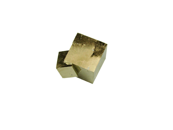Navajun Spain Mine - Pyrite Cube Crystal With Display Case-#PC17