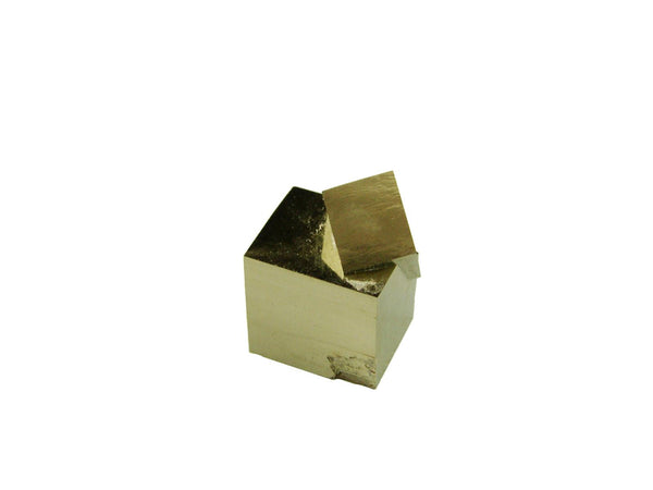 Navajun Spain Mine - Pyrite Cube Crystal With Display Case-#PC22