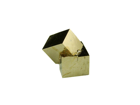 Navajun Spain Mine - Pyrite Cube Crystal With Display Case-#PC23