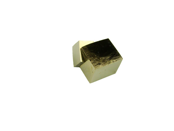 Navajun Spain Mine - Pyrite Cube Crystal With Display Case-#PC26