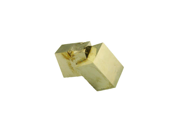 Navajun Spain Mine - Pyrite Cube Crystal With Display Case-#PC28
