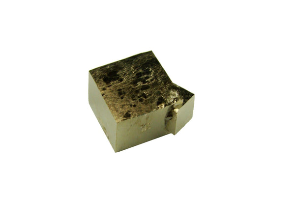 Navajun Spain Mine - Pyrite Cube Crystal With Display Case-#PC30