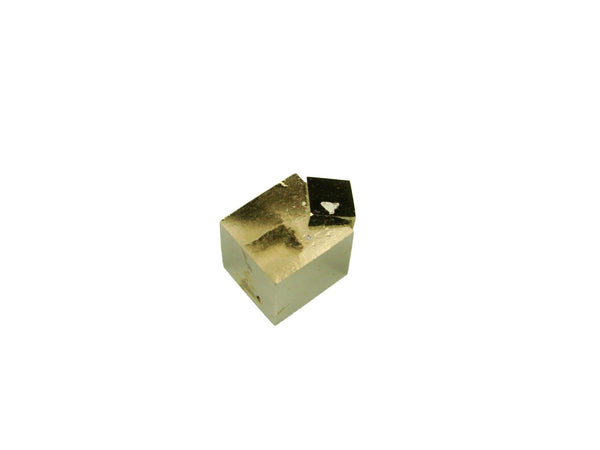 Navajun Spain Mine - Pyrite Cube Crystal With Display Case-#PC35