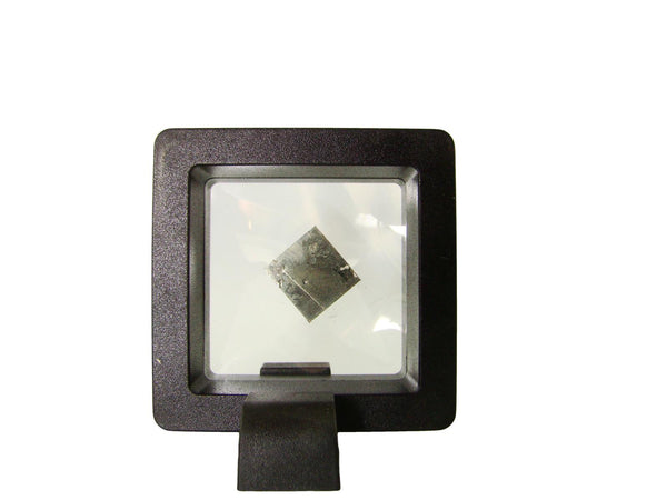 Navajun Spain Mine - Pyrite Cube Crystal With Display Case-#PC38