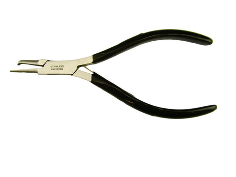 Hooked Jewelers Pliers - Split Ring