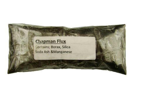 1/2 Lb Hank Chapman Jr Recipe Flux-Refine Gold-Silver Recovery-Smelting-Assay8oz