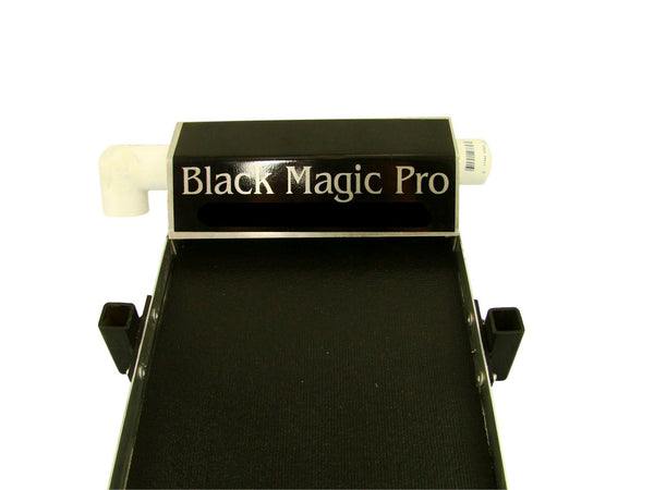 Black Magic PRO Fine Gold Recovery System - 12V 350 GPH Pump-Black Sands Sluice