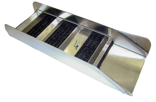"Back Packing Mining Kit 18"" Long Aluminum Sluice Box - River - Creek - Gold"
