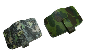 2-Camo Hat Lights 200 Lumens - Army Camouflage & Mossy Oak