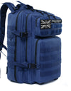 Blue 'Ally' Backpack