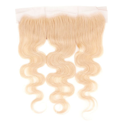 Blonde Body Wave Basic Frontal