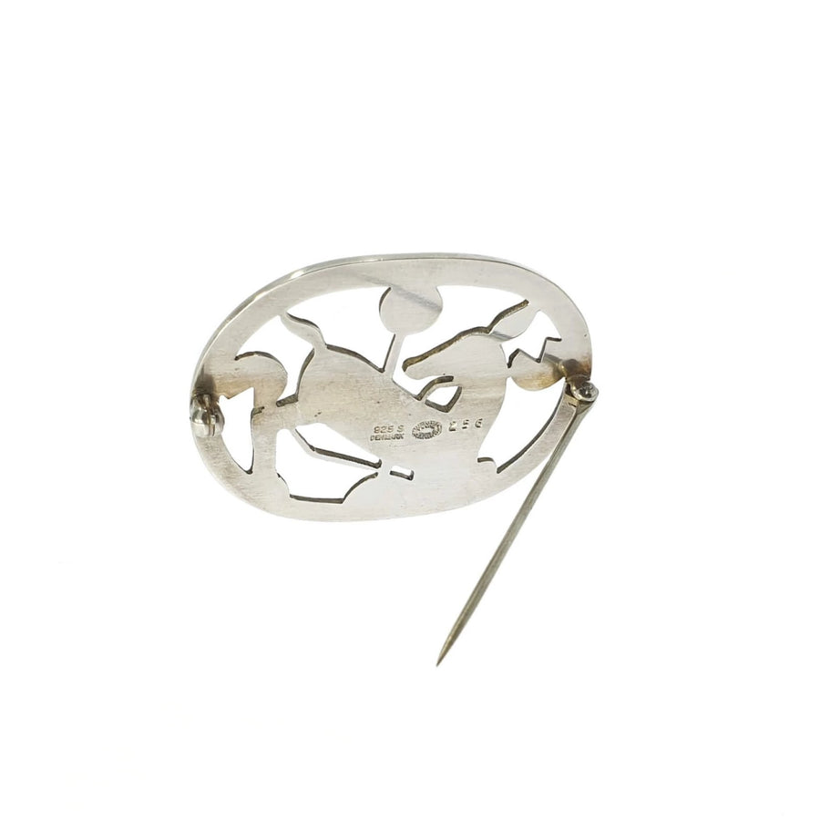 Georg Jensen Brooch #256