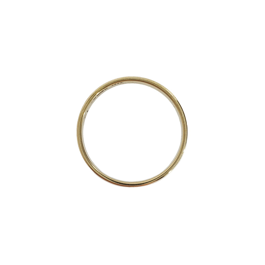 9ct Gold Wedding Band