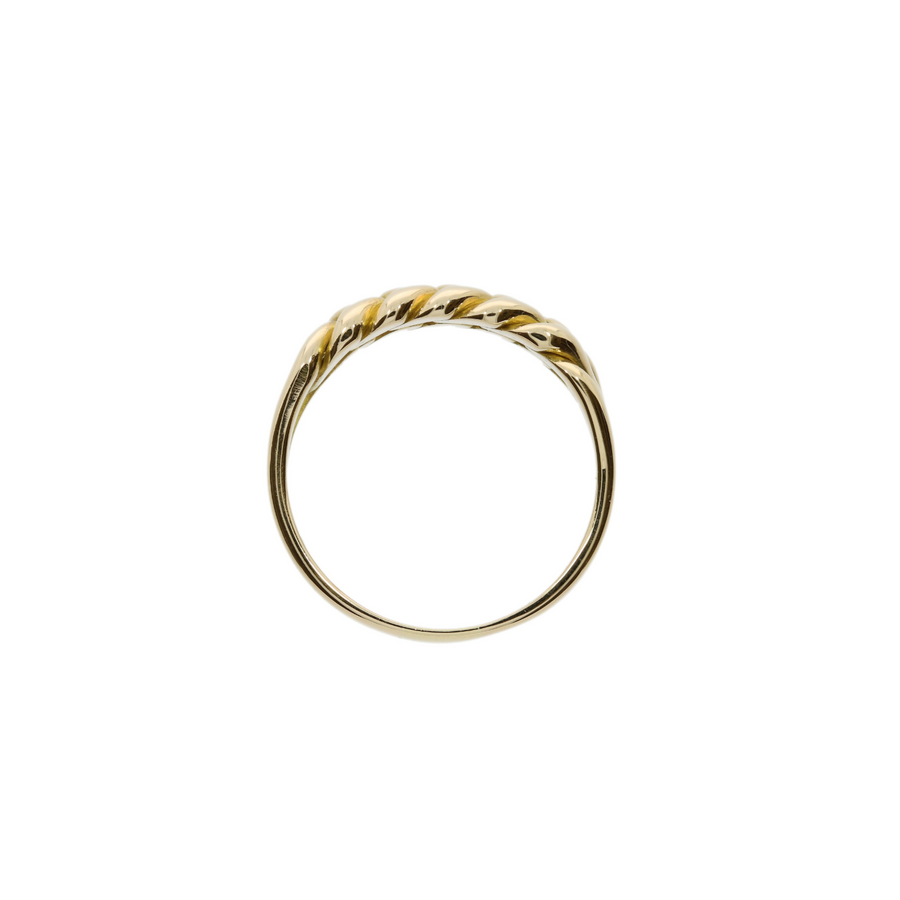 Victorian Barleycorn Style Ring