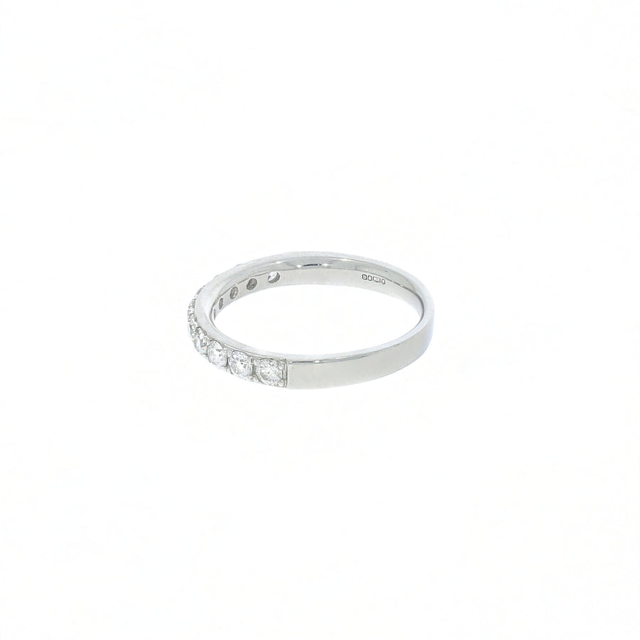 0.30ct Diamond Half Eternity Ring