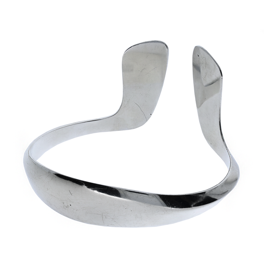 Norwegian Silver Arm Cuff
