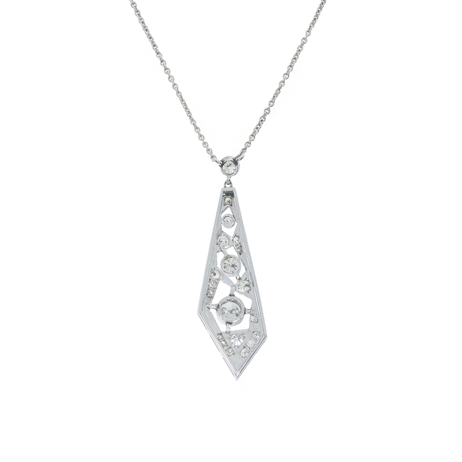 Dutch Diamond Pendant