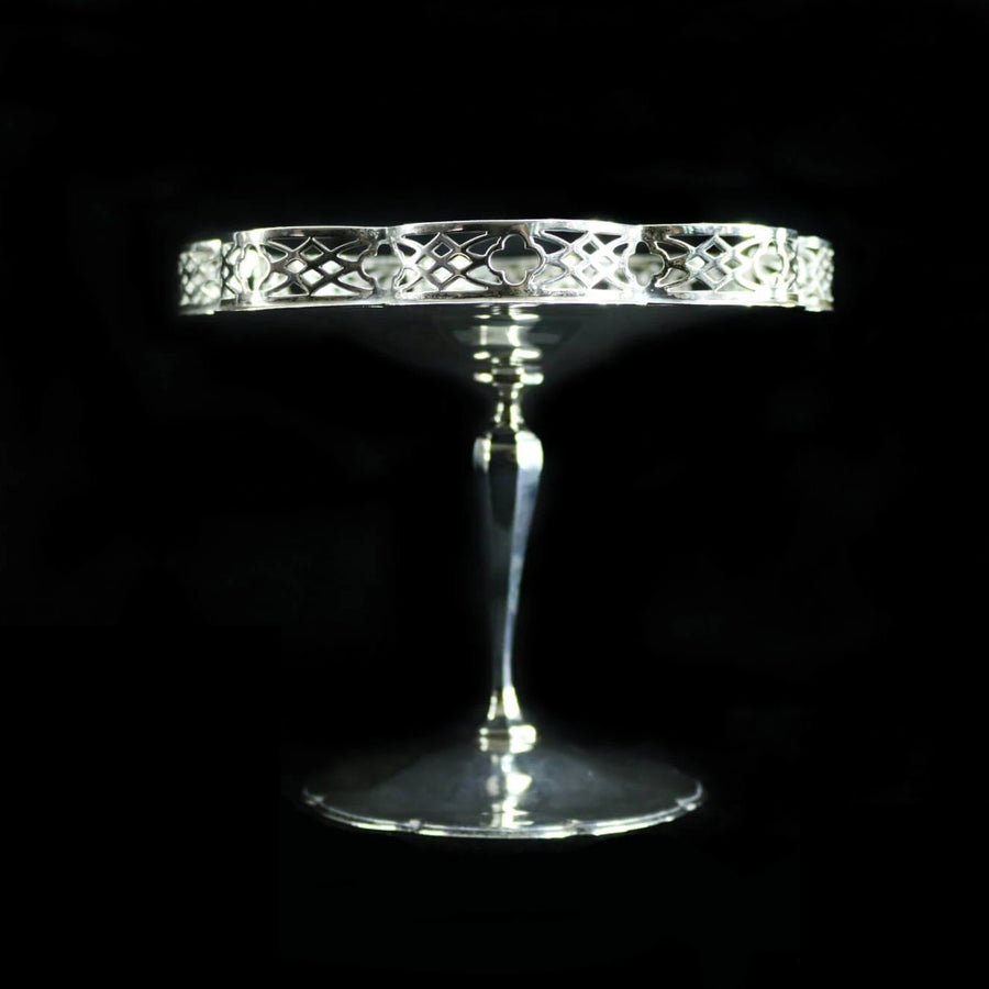Antique Silver Tazza