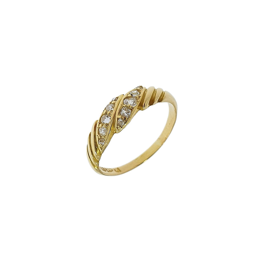Chester Hallmark Diamond Ring