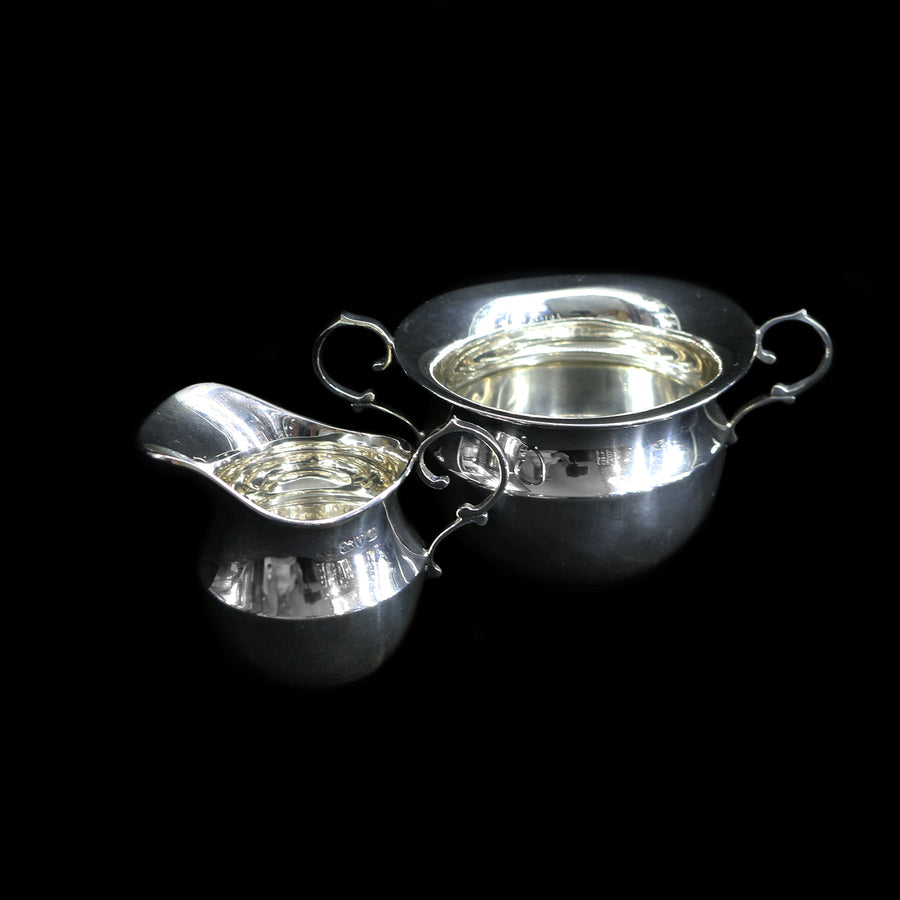 Chester Silver Strawberry Set