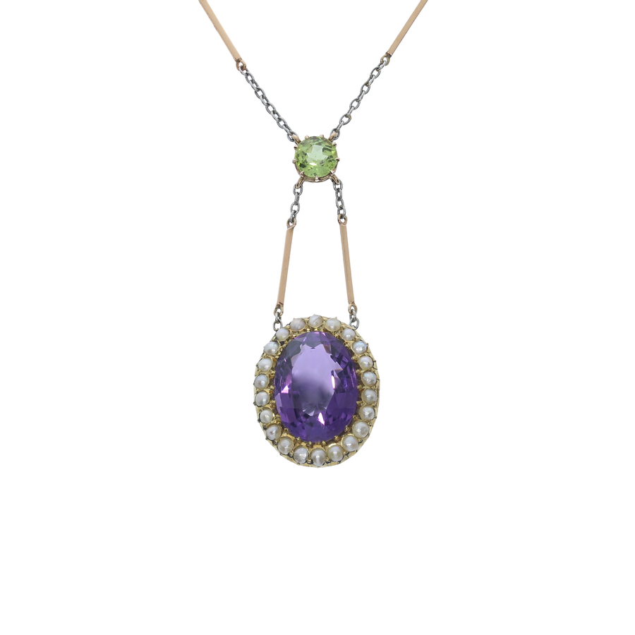 Suffragette Necklet