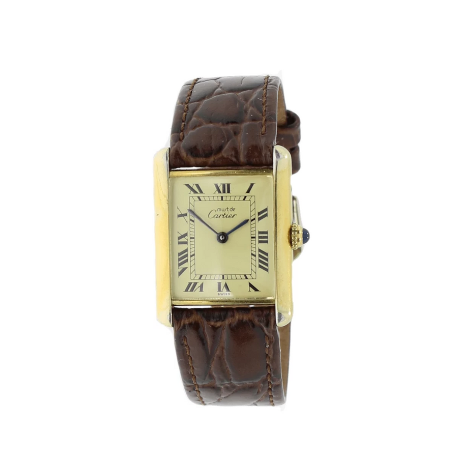 Must De Cartier Wristwatch