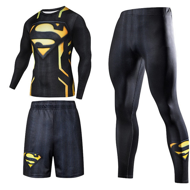 KIT SPORT SUPERMAN