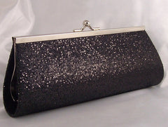 Always An Original Glitter Clutch
