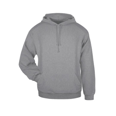 1254-Badger Crew Sweatshirt with front pocket